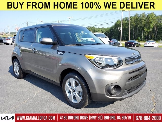 Nice 2019 Kia Soul Base In Buford, GA   Kia Mall Of Georgia